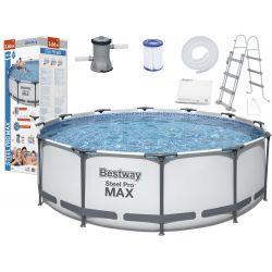 Bestway 56418 bazén s konštrukciou 366 x 100 cm