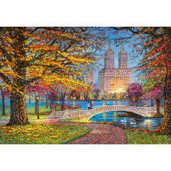 Castorland Puzzle Jesenná prechádzka 1500 dielikov