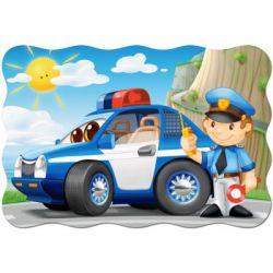 Castorland Maxi 20 Puzzle Policajná hliadka