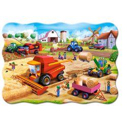 Castorland  MAXI 20 Puzzle Práca na farme