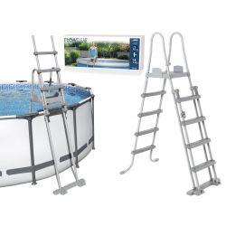 Bestway 58332 Rebrík do bazéna 132 cm