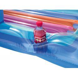 Bestway 43028 Nafukovací matrac s operadlom