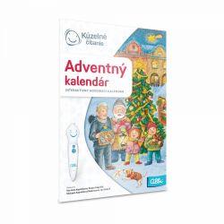 Kniha Adventný kalendár