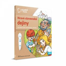 Kniha Hravá slovenské dejiny