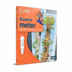 Kniha Kúzelný meter