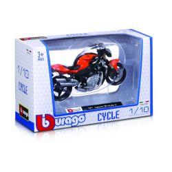 Motorka Bburago 1:18 11-12 cm