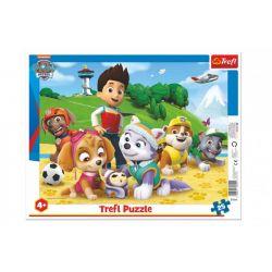 Doskové puzzle Paw Patrol 25 dielikov