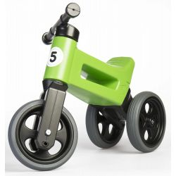 Funny Wheels odrážadlo Super Sport 2v1 zelené