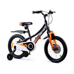 "RoyalBaby Detský bicykel Chipmunk Explorer, 16"" čierny"