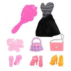 Šaty a doplňky pre bábiky