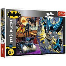 PuzzleBatman 100 dielikov