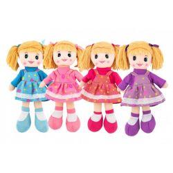 Handrová bábika 30 cm - 4 farby