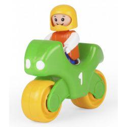 Moja prvá motorka