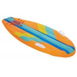 Bestway nafukovací surf 42046 oranžovy