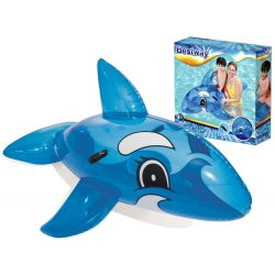 Bestway 41037 Nafukovací delfín 157 cm, Modry