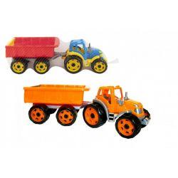 Traktor s vlekom 53cm