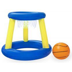 BESTWAY 52418 Nafukovací basketbalový kôš + lopta