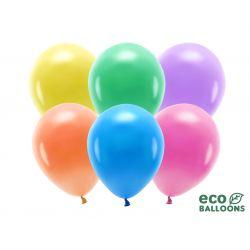 Balón ECO- pastelové farby