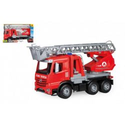 Auto hasiči Mercedes-Benz Arocs 47cm