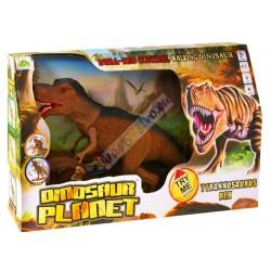 JOKO RC Dinosaurus T-REX na diaľkové ovládanie so zvukom