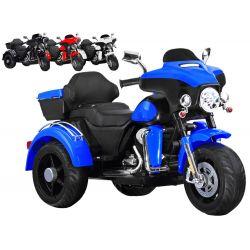Veľká detská elektrická motorka Chopper, 4 Farby