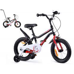 "RoyalBaby Detský bicykel Summer, 14"", Čierny"