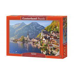 Castorland Puzzle Hallstatt Austrália, 500 dielov