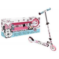 Skladacia kolobežka Minnie Mouse