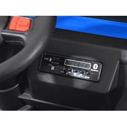 Elektrické auto s vyklápačkou 4x4, 2farby