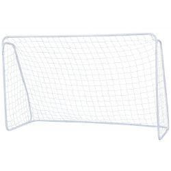 Futbalová kovová bránka 240 x 150 x 90 cm