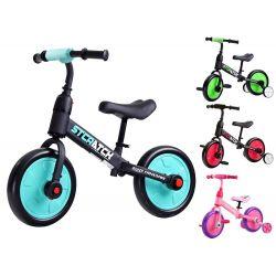 Odrážadlo/bicykel 3v1