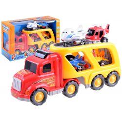 Kamión s lietadlami