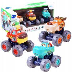 Set Monster Trucks pre najmenších