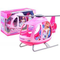 Anlily: Bábika s helikoptérou