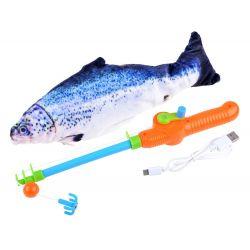 Rybolov – ulov pohyblivú rybu
