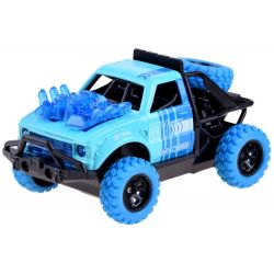 Kaskadérske auto Predator 4x4, modré