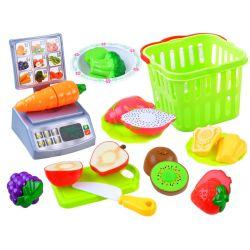 Mini obchod s ovocím a zeleninou