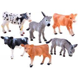 Figúrky domácich zvierat