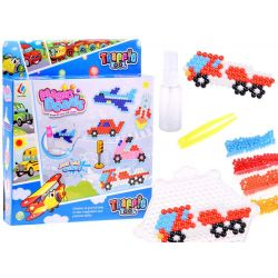 Magic Beads: vodné koráliky, vozidlá