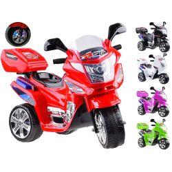 Detská elektrická motorka