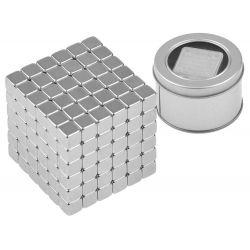 Magnetické kocky, 216 ks