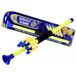 Fúkacia zbraň na penové náboje