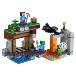 Lego Minecraft - Opustená baňa