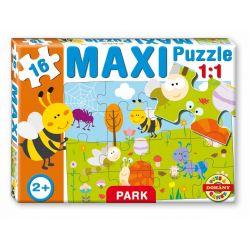 Maxi puzzle 16 dielov, park