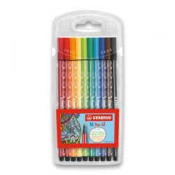 Fixky Stabilo Pen 68, 10ks