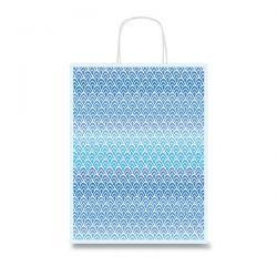 Darčeková taška SADOCH Fantazia Blue M