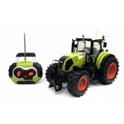 Traktor CLAAS na dialkové...