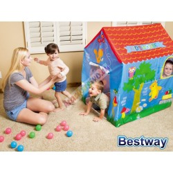 Bestway Detský domček na hranie 52201