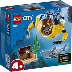 LEGO City 60263 - Oceánská...