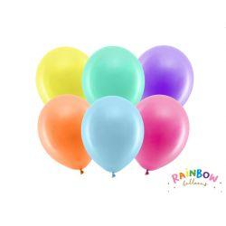 Balón 23cm, pastel mix